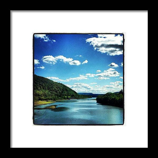 Beautiful Framed Print featuring the photograph Upstate Ny by Mike Maher