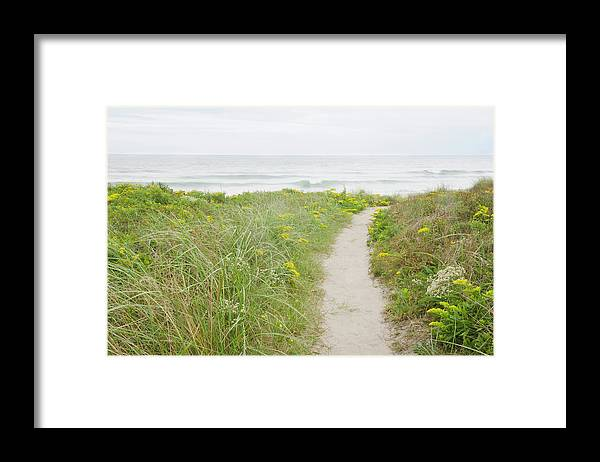 Tranquility Framed Print featuring the photograph Usa, Massachusetts, Nantucket Island by Chuck Plante