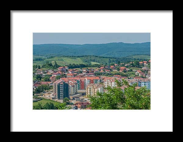 Velika Kladusa Framed Print featuring the photograph Velika Kladusa by Amel Dizdarevic
