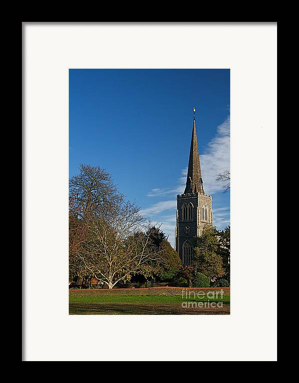 London Framed Print featuring the photograph London Scenes by ELITE IMAGE photography By Chad McDermott