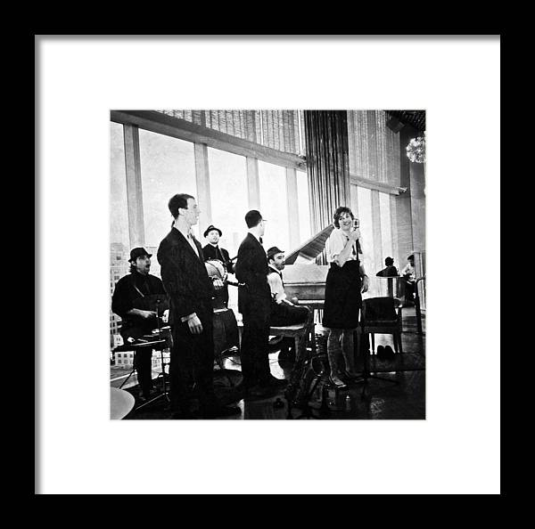 The Hot Sardines Framed Print featuring the photograph The Hot Sardines by Natasha Marco