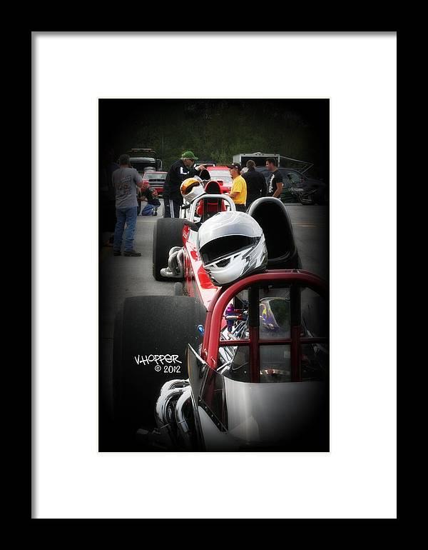 Esta Safety Park Framed Print featuring the photograph Esta Safety Park by Vicki Hopper
