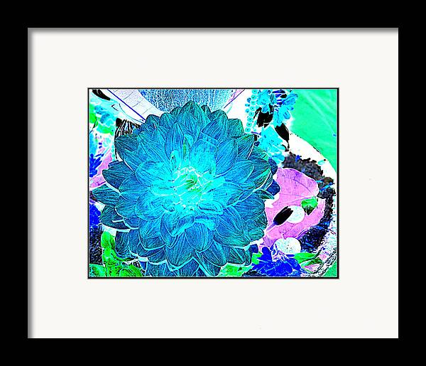 Flowers Flowers And Flowers Framed Print featuring the photograph Flowers Flowers And Flowers by Anand Swaroop Manchiraju