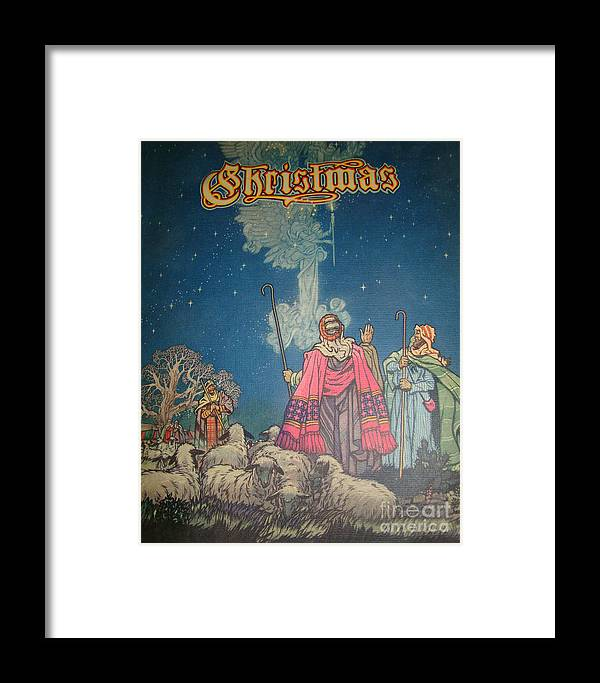 Christmas Framed Print featuring the photograph My Christmas by Beverly Guilliams