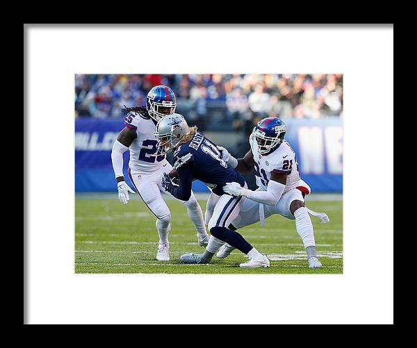 2b93b34edeb People Framed Print featuring the photograph Dallas Cowboys V New York  Giants by Jim McIsaac