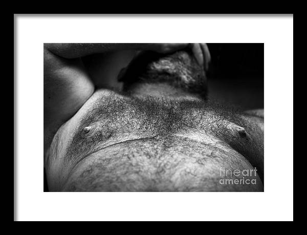 Hairy Closeup by Bear Pictureart