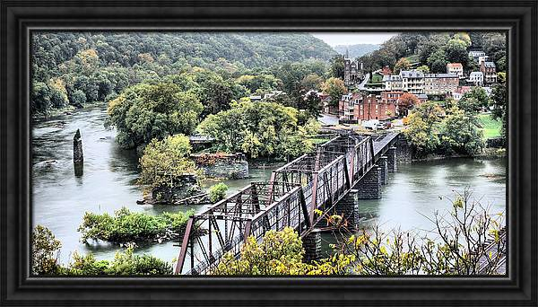 Harpers Ferry by JC Findley