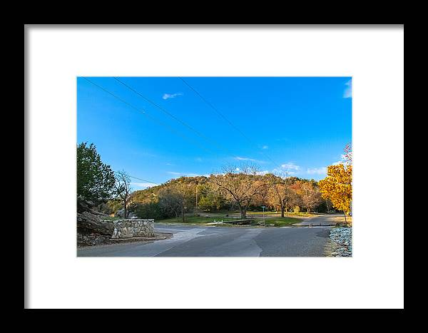 Landscape Framed Print featuring the photograph Landscapes by Tinjoe Mbugus