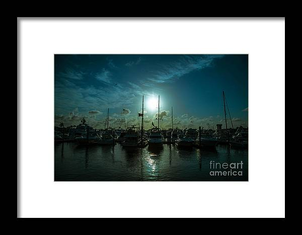 Sunset Framed Print featuring the photograph Photography by Yauheni Zhyhadla