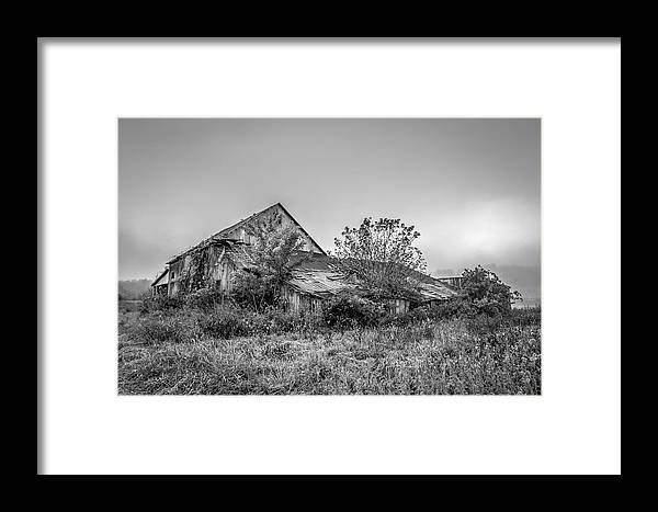 Framed Print featuring the photograph Riverdale Farm by Brian Stevens