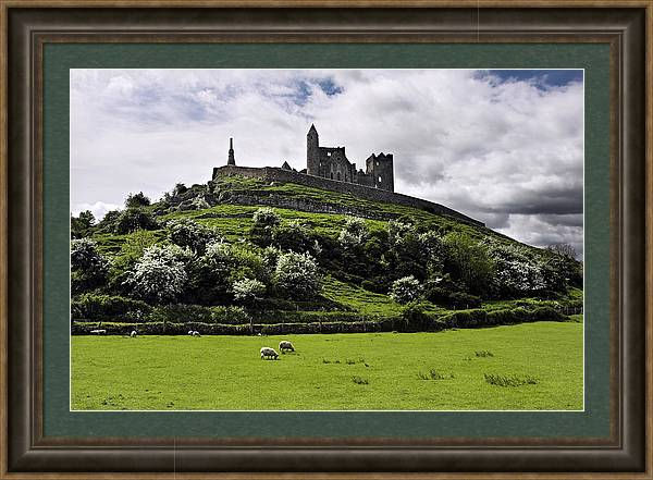 The Rock of Cashel Ireland in summer by Pierre Leclerc Photography