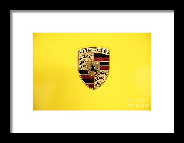 Transportation Framed Print featuring the photograph 2014 Porsche Boxter 5d26957 by Wingsdomain Art and Photography