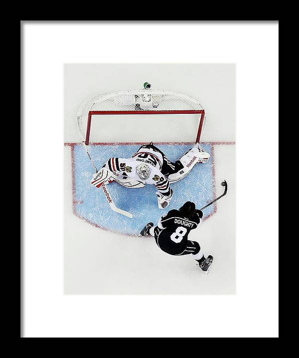 Event Framed Print featuring the photograph 2015 Honda Nhl All-star Skills by Kirk Irwin