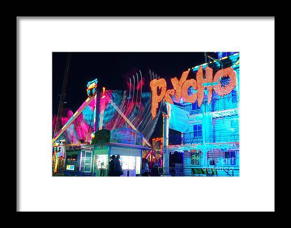 Fair Framed Print featuring the photograph Fair by Sarka Olehlova