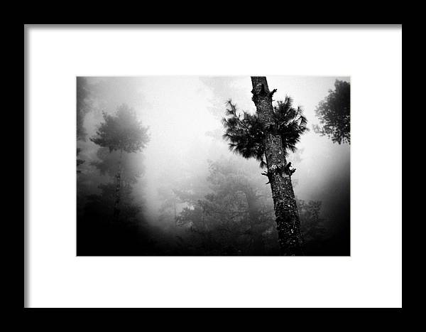 Gosaikunda Framed Print featuring the photograph Himalyas Mist by Raimond Klavins