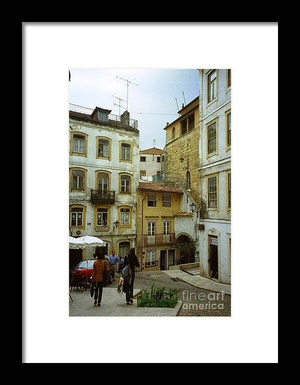 Portugal Framed Print featuring the photograph Portugal by Ted Pollard