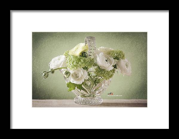 Weis Framed Print featuring the pyrography Spring by Steffen Gierok