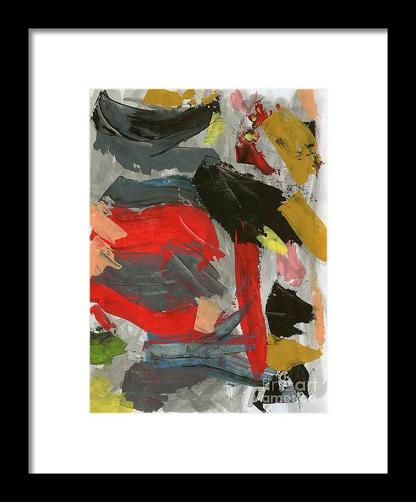 Framed Print featuring the painting Untitled by Taylor Webb