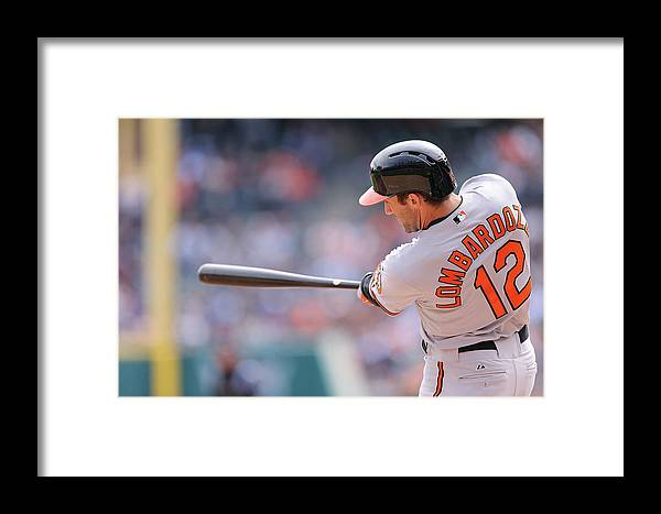 Ninth Inning Framed Print featuring the photograph Baltimore Orioles V Detroit Tigers by Leon Halip