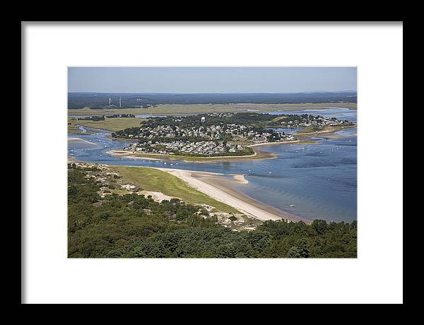America Framed Print featuring the photograph Ipswich, Massachusetts Ma by Dave Cleaveland