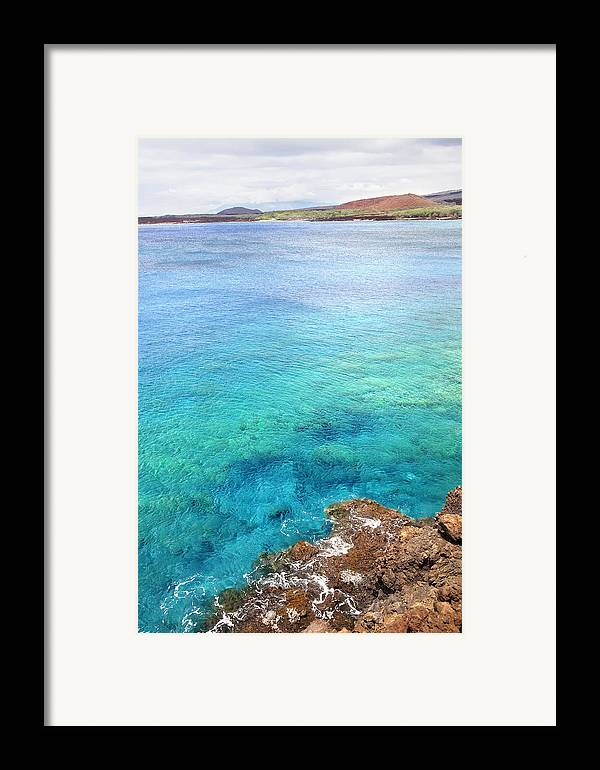 Amazing Framed Print featuring the photograph La Perouse Bay by Jenna Szerlag