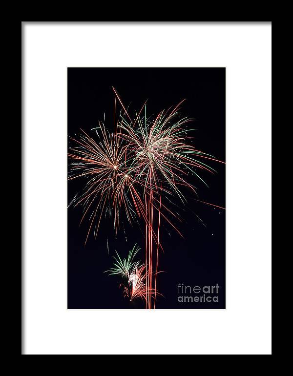 Independence Day Framed Print featuring the photograph Independence Day by Matt Davis
