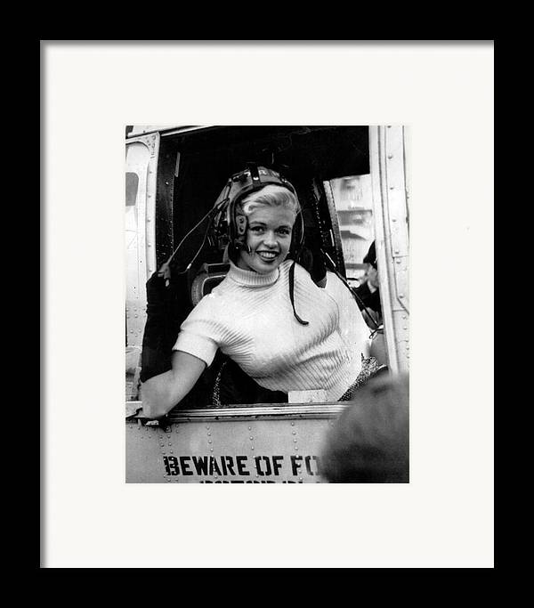 classic Framed Print featuring the photograph Jayne Mansfield by Retro Images Archive