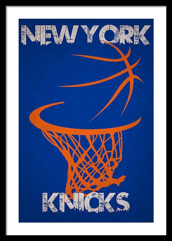 New York Knicks by Joe Hamilton