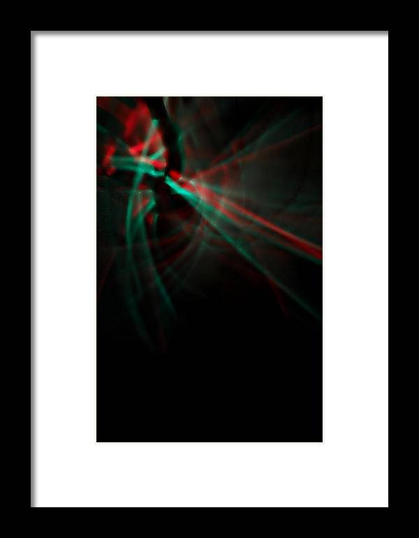 Journeys End Framed Print featuring the photograph Journeys End by Cyryn Fyrcyd