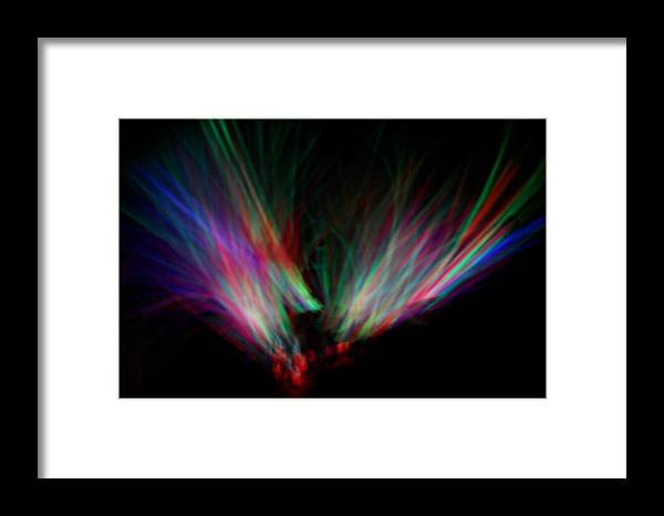 Butterfly Framed Print featuring the photograph Journeys End by Cyryn Fyrcyd