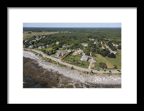 America Framed Print featuring the photograph Hampton Beach, New Hampshire Nh by Dave Cleaveland