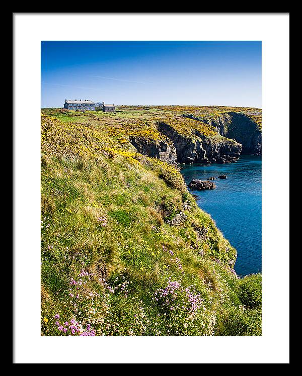 St Non's Bay Pembrokeshire by Mark Llewellyn