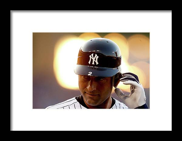People Framed Print featuring the photograph 83rd Mlb All-star Game by Jamie Squire