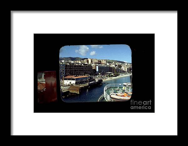 Messina Framed Print featuring the photograph Messina by Candido Salghero
