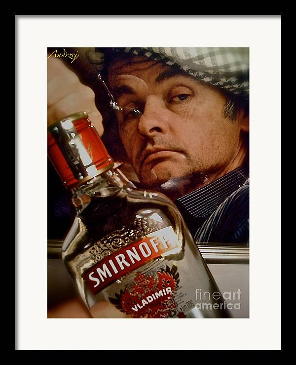 Cult Photos Framed Print featuring the photograph A Friend In Need Is A Friend Indeed . by Andrzej Goszcz