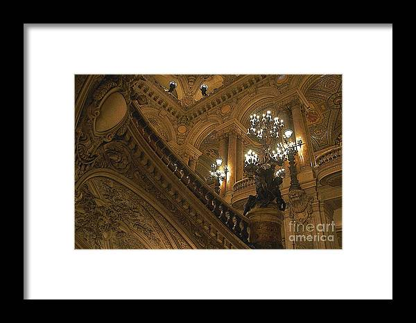 Opera Framed Print featuring the photograph A Night At The Opera II by Louise Fahy