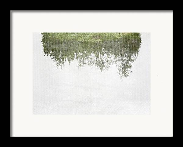 Brett Framed Print featuring the digital art A Place So Far Yet Feels Like Home by Brett Pfister