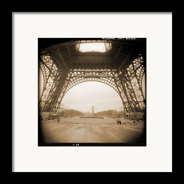 Paris Framed Print featuring the photograph A Walk Through Paris 14 by Mike McGlothlen
