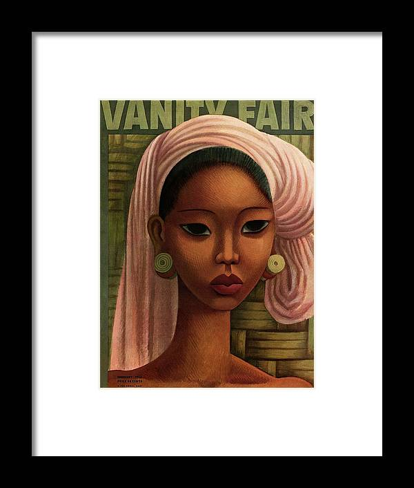 Dance Framed Print featuring the photograph A Woman From Bali by Miguel Covarrubias