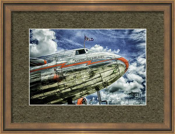 AA Flag ship by Scott Mullin
