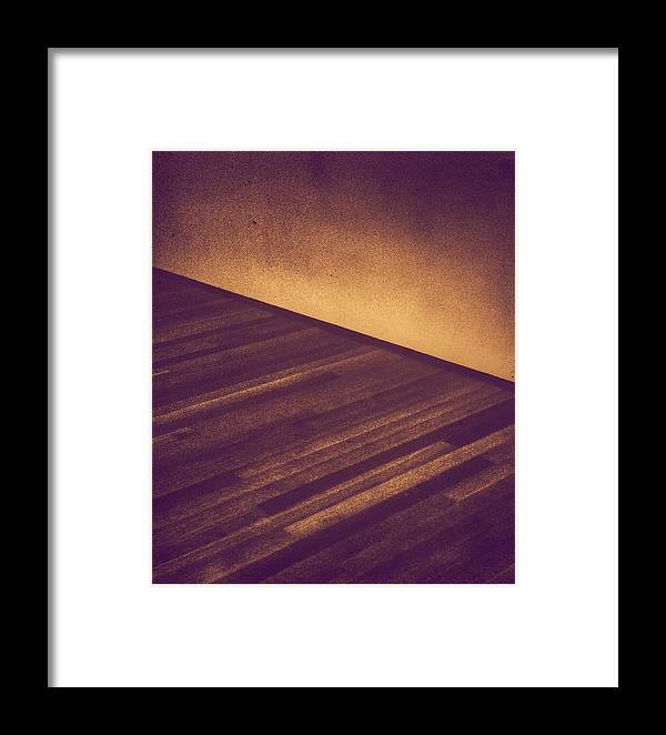 Abstract Framed Print featuring the photograph Abstract #1 by Paulo Guimaraes