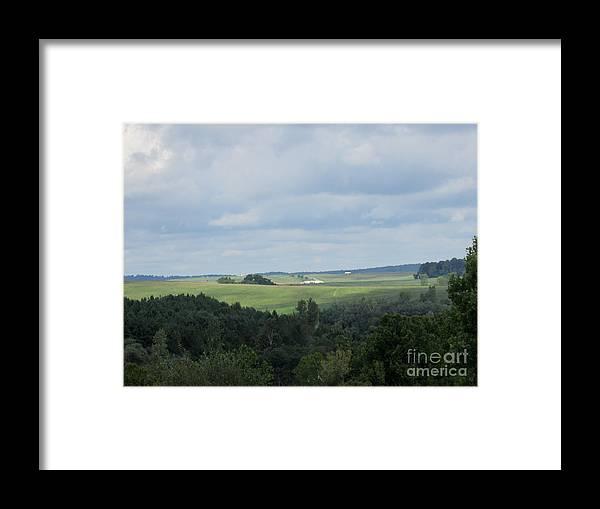 Framed Print featuring the photograph Aep1383a by Scott B Bennett
