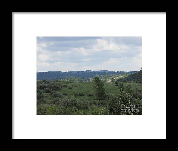 Framed Print featuring the photograph Aep1399 by Scott B Bennett