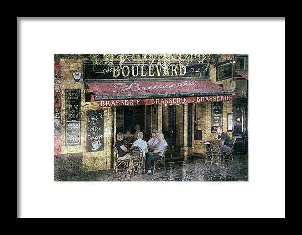 Lifestyle Framed Print featuring the photograph Afternoon Delight by Robert Seidman