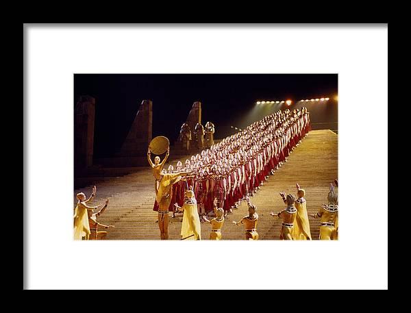Verdi Framed Print featuring the photograph Beautiful Aida by Shaun Higson