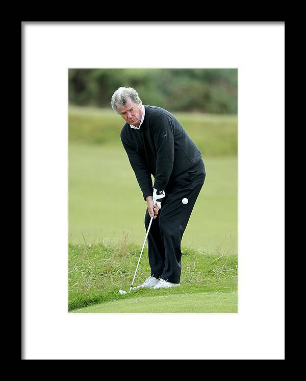 Scotland Framed Print featuring the photograph Alfred Dunhill Links Championship - Day by Richard Heathcote