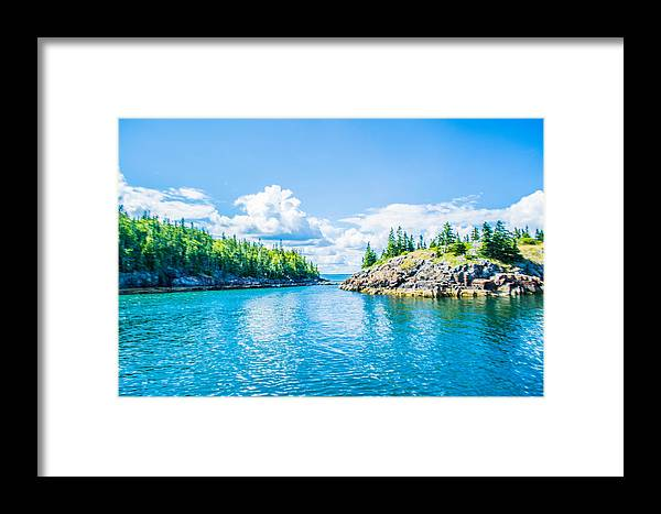 Aqua Framed Print featuring the photograph All About Aqua by Jason Brow