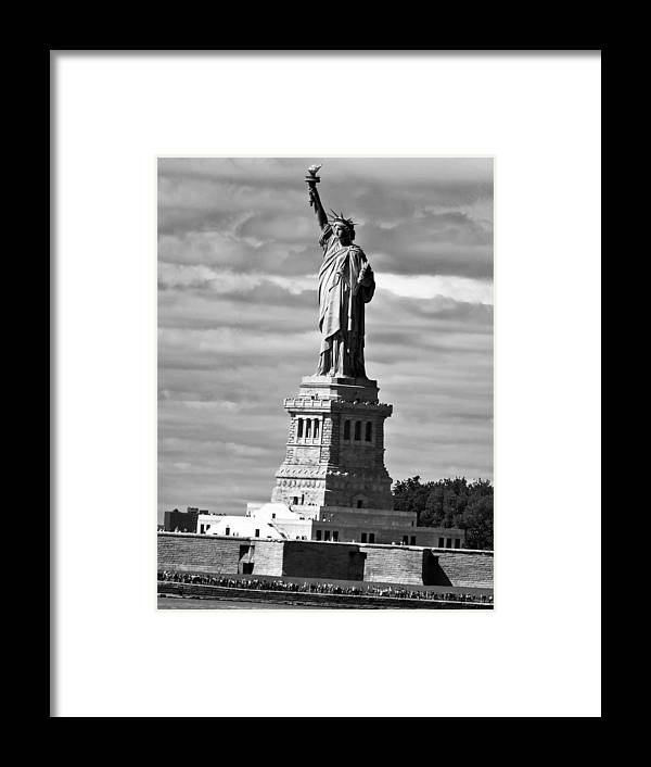 Urban Framed Print featuring the photograph American Icon by Danny Vaughn