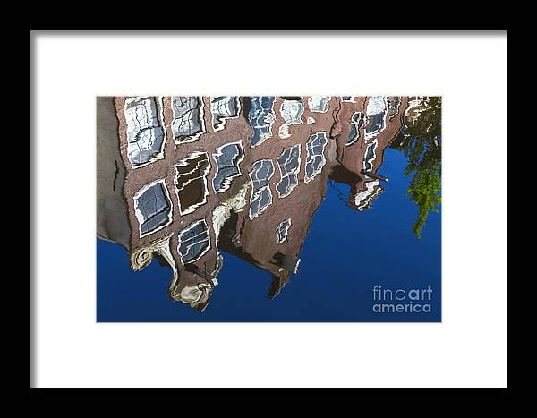 Amsterdam Framed Print featuring the photograph Amsterdam 05 by Tom Uhlenberg