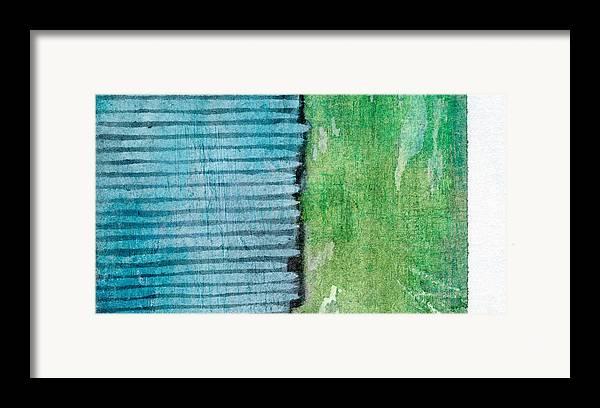 Brett Framed Print featuring the digital art An Indirect Reflection by Brett Pfister